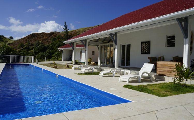 Le m2 augmente dans les communes côtières de Martinique et de Guadeloupe